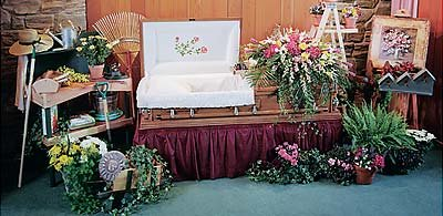 Creative Ideas for Funeral Services